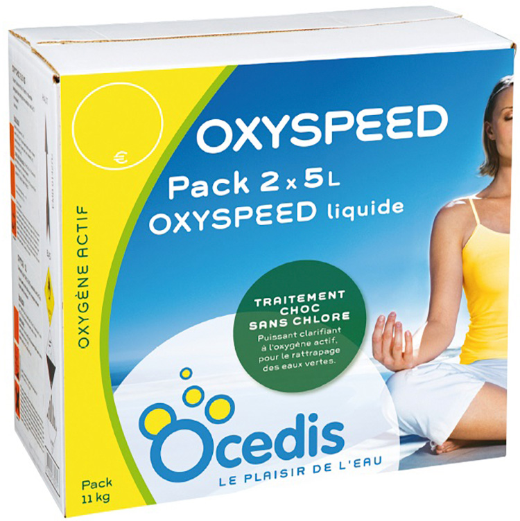 Oxygene actif luoxygne actif est vendu sous forme de for Dosage oxygene actif piscine