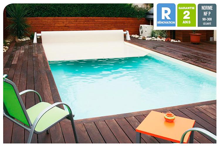 Bache piscine hiver hors sol latest bhce filet ou for Filet piscine hors sol